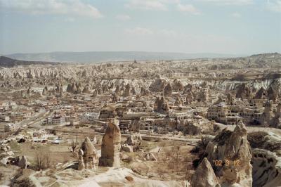 トルコ/カッパドキア(2002.03)