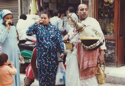 90年代のエジプト1990.2 「転職合間にスエズ運河」  ~カイロ&ポートサイド~