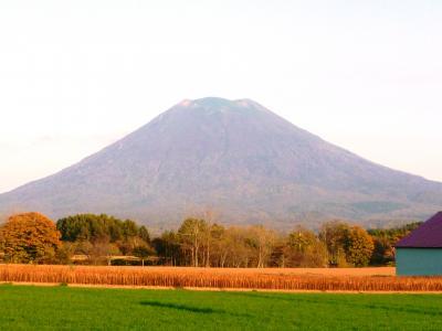 166-黒松内→ニセコ「イワオヌプリ」へ、やっぱり登山になっちゃった!