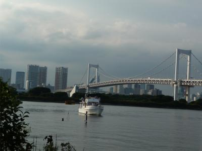 東京で過ごす休日☆お台場