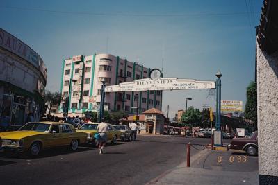 Tijuana(1993 Summer)