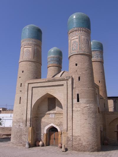 ★行くまでの「想像」と実際見た「現実」がかけ離れていた 中央アジアの都ウズベキスタン④~Bukhara~★