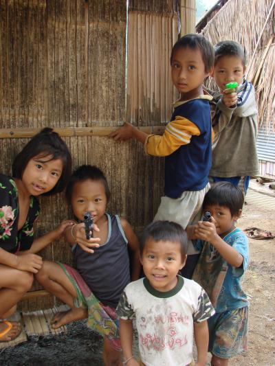 チェンマイ徒然草 其の百九十八 隣村とそのまた隣の村