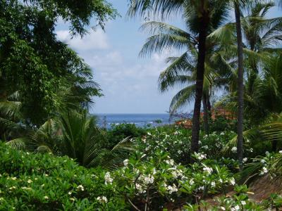 2010年10月 バリ島旅行記 珍道中 グランドハイアットバリ