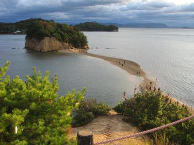 恋島トリップ 小豆島