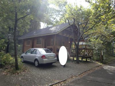 那須高原のログハウスで非日常体験!