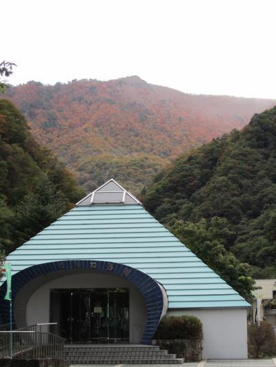 谷川岳パーキングエリアにて