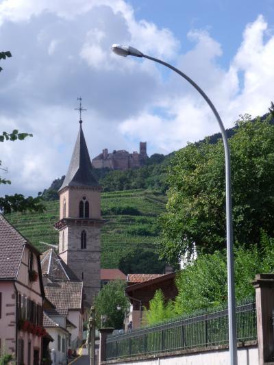 2010 Franceの旅⑬リボーヴィレ~村内観光編