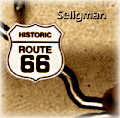 Seligman    ルート66のセリグマン