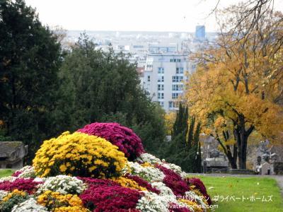 秋のパリ - 2010