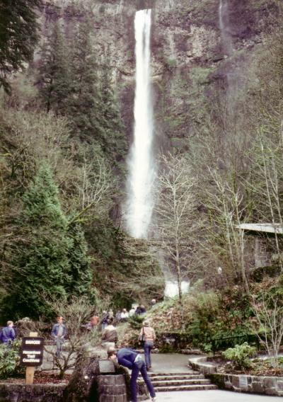 アメリカ西海岸・オレゴン州の旅 1984年