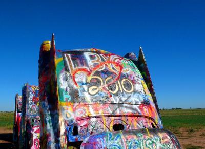 ルート66の旅2010/テキサス☆テキサス! エドモンド~アマリロ~ツクムカリ