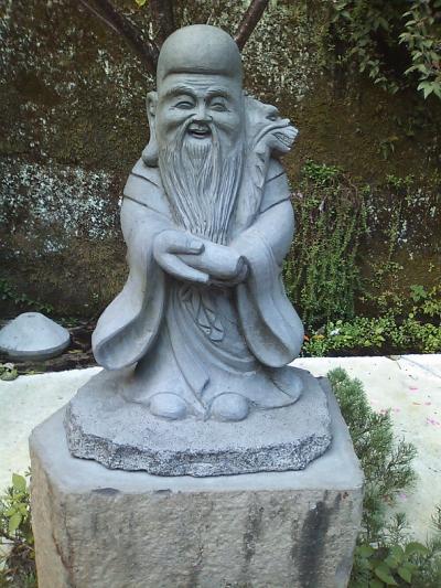 箱根 塔ノ沢で出会った愛らしい七福神~♪ Hakone Tounosawa