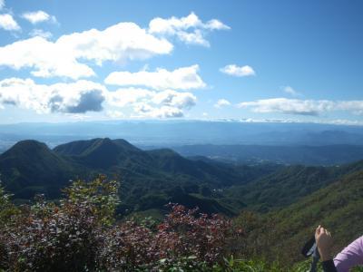 掃部ヶ岳登山 ~2010年秋~