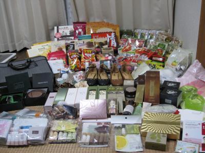 韓国3泊4日 ~こんなにたくさん買いました♪~