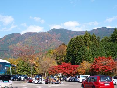那須で紅葉狩り。2010