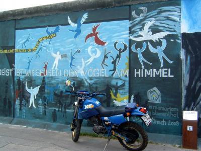 2010 初夏 No.27 ☆ベルリンの壁 イースト・サイド・ギャラリーの壁アート☆