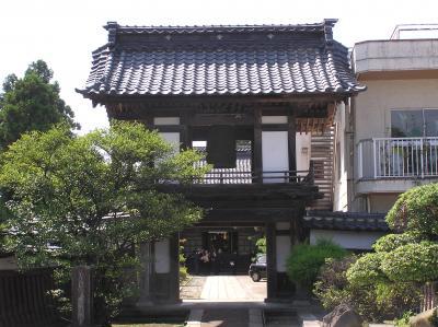 新発田・託明寺