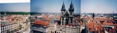 チェコ:プラハの旅