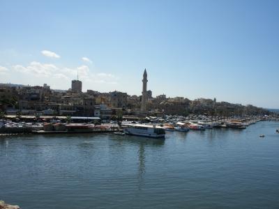 「中東のパリ」レバノン8日間(4日目)ベイルート~シドン~ティール