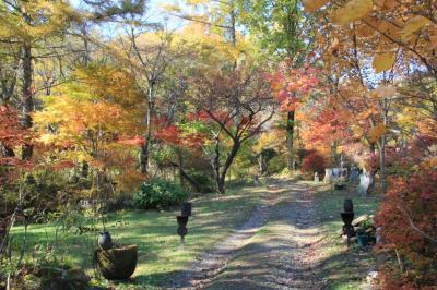 2010年 秋の八ヶ岳倶楽部と夢宇谷