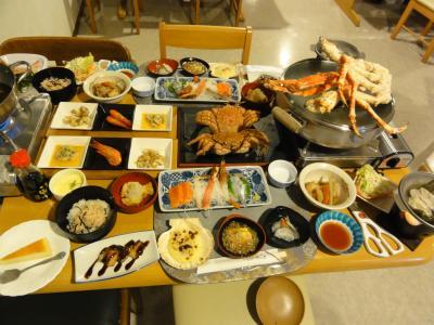 【美食ペンション・民宿紀行 その2】栄浦サロマ湖畔 船長の家で,もう,いっぱい!!