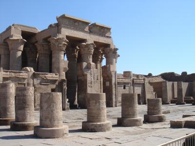 3 偉大なるエジプト8日間 コム・オンボ