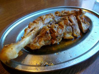 高知竜馬空港に行って四国B級グルメを食べる旅 赤坂製麺所の讃岐うどんをつるる~、一鶴の骨付鳥をじゅるる~編