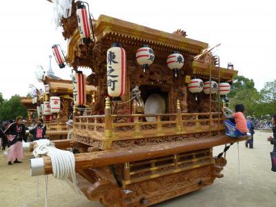 鶴見区だんじり祭in鶴見緑地