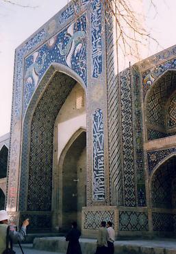 ウズベキスタン:ブハラの旅