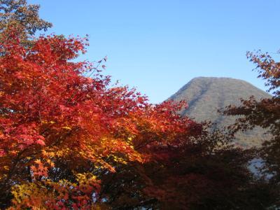 上州 温泉・紅葉めぐり⑤ 榛名山・伊香保