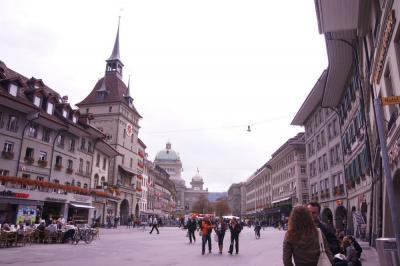 念願のスイス その14 首都ベルンへ