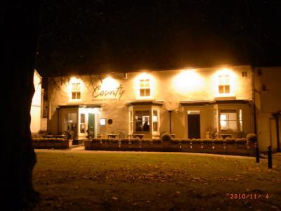 北イングランド紀行2010【英仏首相の来たレストラン「The County」】