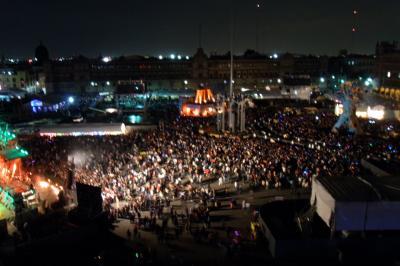 2010 MEXICO♪死者の日は髑髏だらけ:メキシコシティー