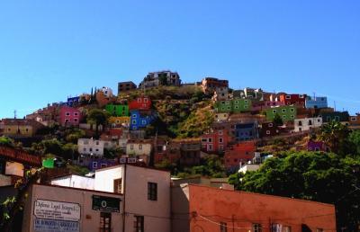 2010 MEXICO♪死者の日は髑髏だらけ:グアナファト州