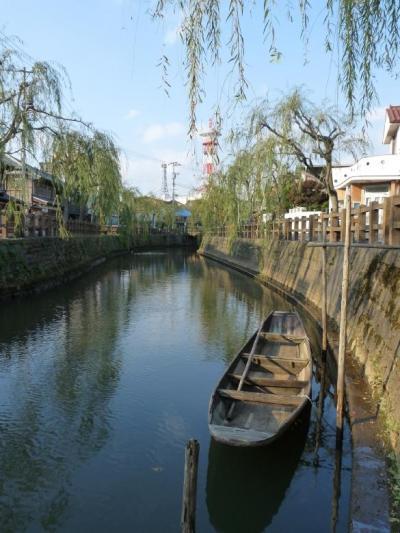 北総の小江戸で重要伝統的建造物群を散策する。旧・佐原市(千葉県香取市)