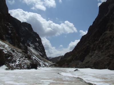2008年5月モンゴル旅行<ゴビ砂漠へ!>①
