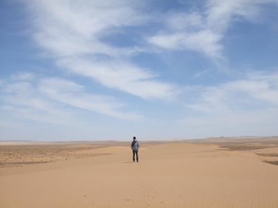 2008年5月モンゴル旅行<ゴビ砂漠へ!>②