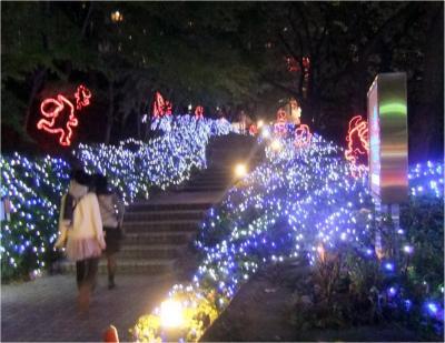 2010 秋 東京散歩