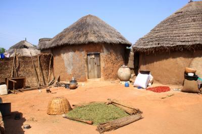 西アフリカ・ブルキナファソの旅 0・・旅いつまでも・・