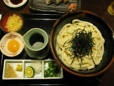 四国の紅葉と食、ときどき温泉~その1:香川の讃岐うどん~