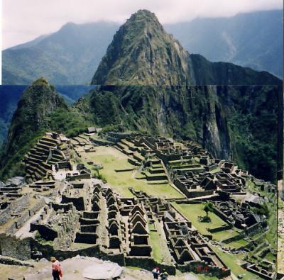 ペルー:マチュピチュの旅