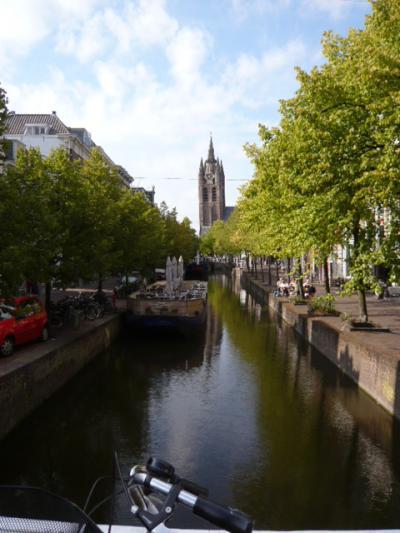 オランダ・ベルギー母娘旅④デルフトへ