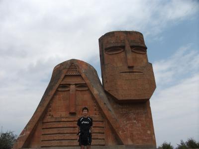 幻のソ連を追う ~民族政策の爪痕、ナゴルノ=カラバフ共和国~