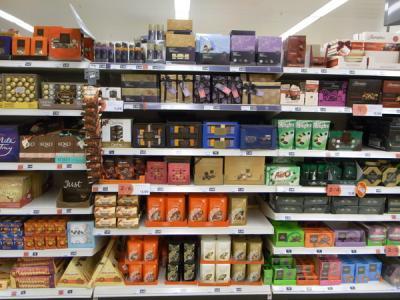 北イングランド紀行2010【お土産におすすめ:大手スーパーマーケット・セインズベリー(Sainsbery`s)】