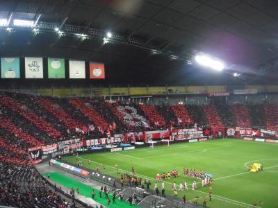 vs熊本 コンサドーレ札幌観戦へ行くぜよっ(≧ω≦) -最終節-