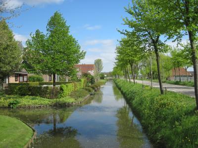 フランス・オランダの旅(9)【アルクマールとベームステルの干拓地】