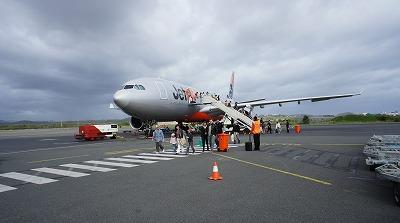 ジェトスターで行く ニュージーランド