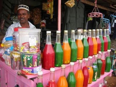 スリランカ東部のタミル文化の中心都市 トリンコマリー(Trincomalee)