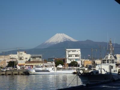 青春18きっぷで富士山満喫日帰りの旅①静岡編:沼津で海鮮そしてガンダムを見てB級グルメを味わう